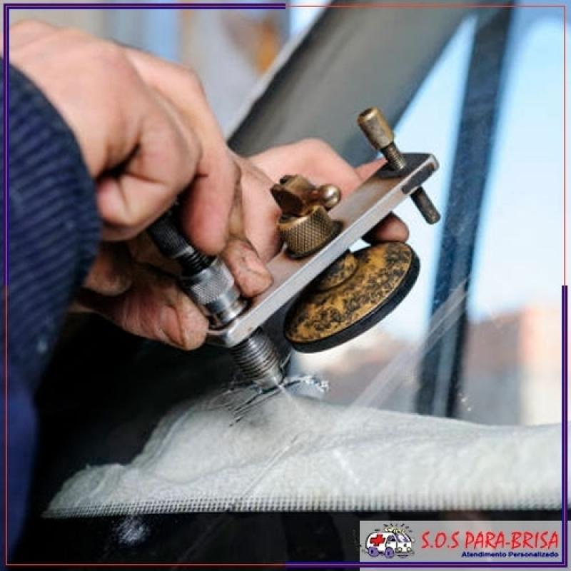 Conserto Vidro Parabrisa Pedreira - Consertar um Para-brisa