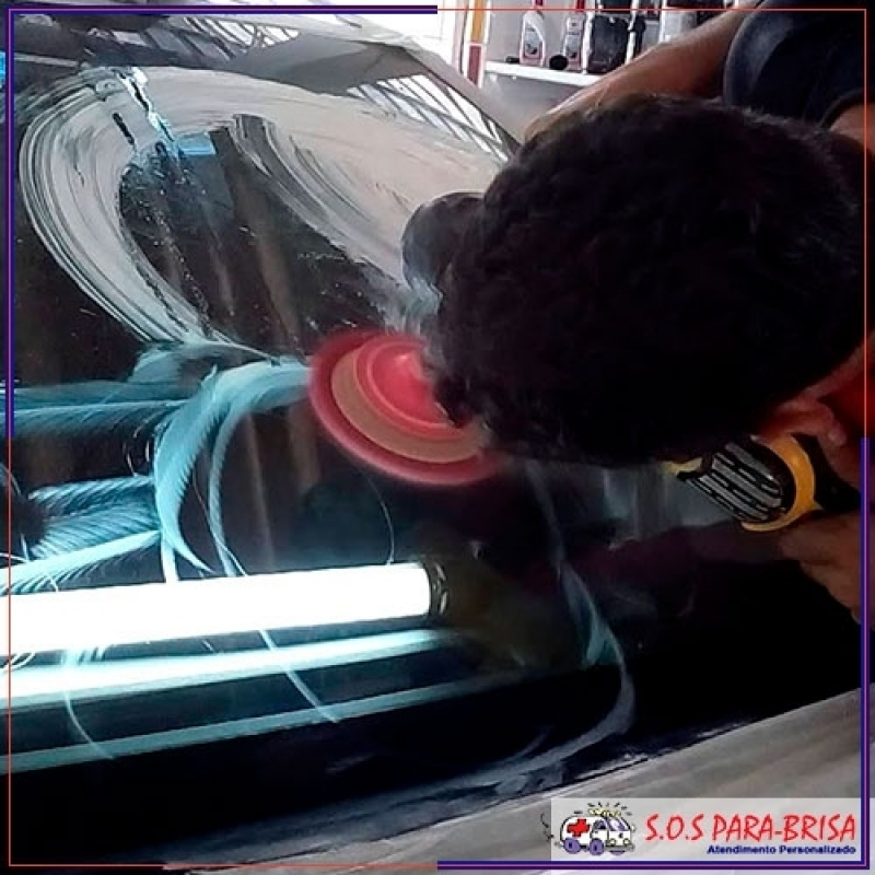 Onde Fazer Reparo Trinco Parabrisa Luz - Reparo Vidro Parabrisa