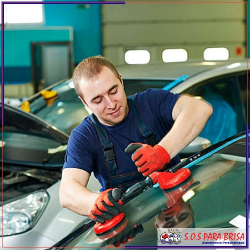 Polimento em Vidro Automotivo Interlagos - Polimento de Vidro a Domicílio