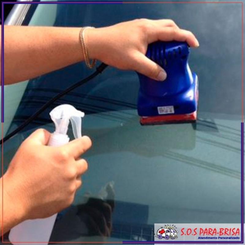 Polimento Vidro Automotivo Preço Pedreira - Polimento a Domicilio