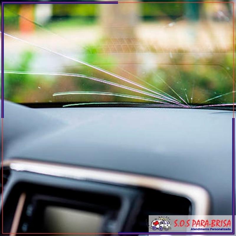 Polimentos em Vidros Para-brisa Pedreira - Polimento em Vidros de Carro Pequena