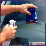 polimento em vidro de carro médio preço Santana