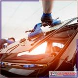 polimento vidro de carro blindado preço Brás