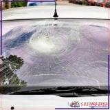 quanto custa polimento vidro de carro blindado Pedreira