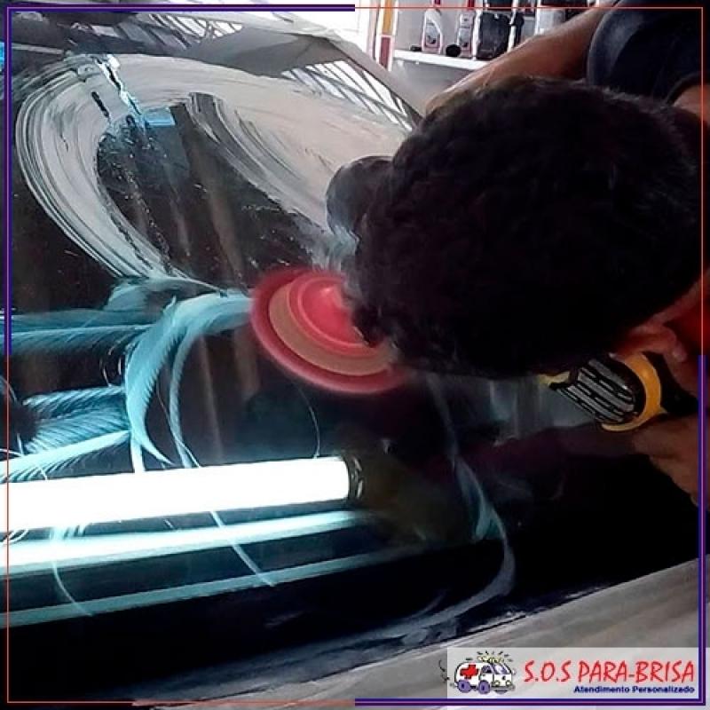 Valor de Polimento Vidros Automotivos Bom Retiro - Polimento para Vidro Temperado